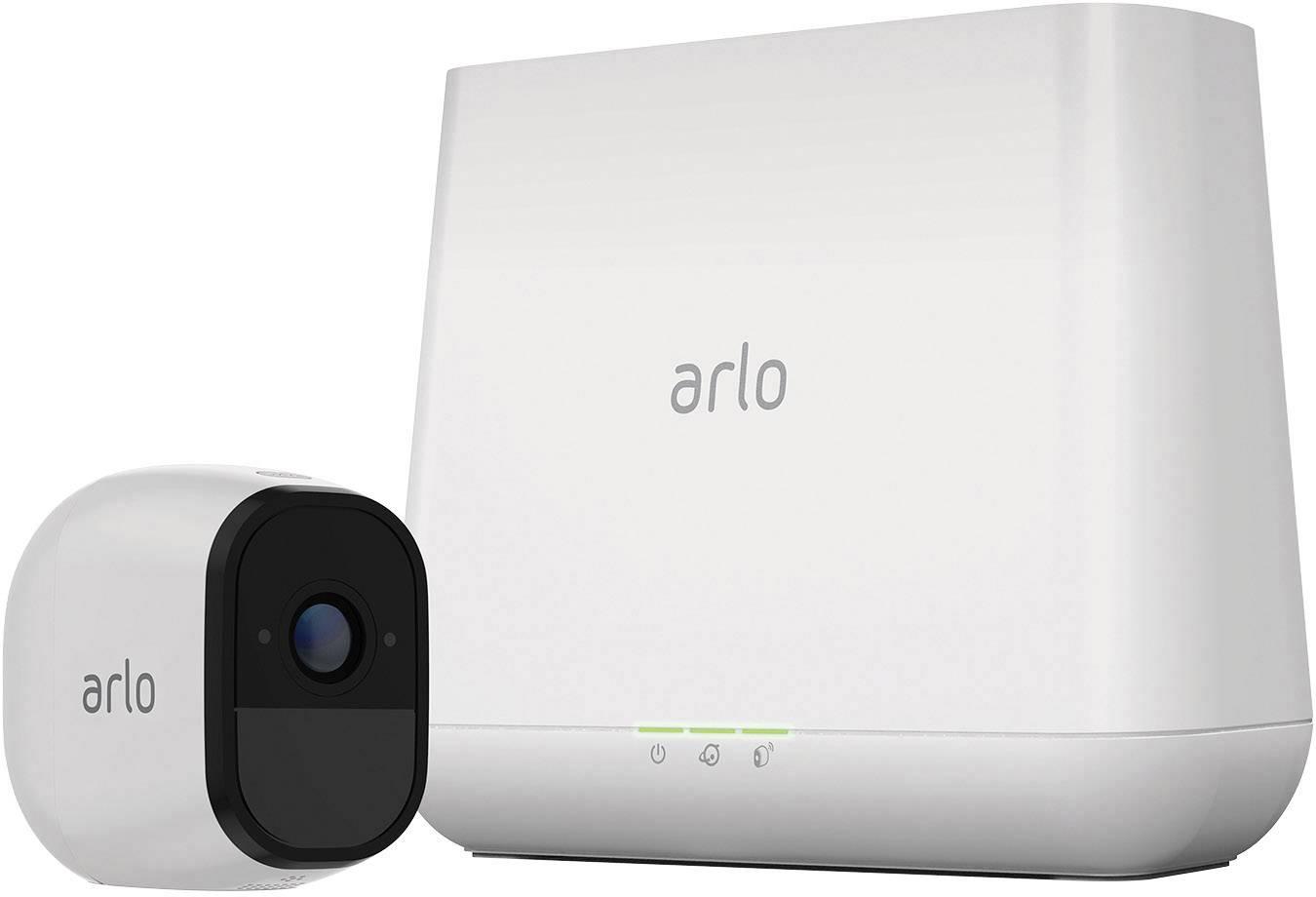 Sada bezpečnostní kamery NETGEAR Arlo Pro , 5kanálová, s 1 kamerou