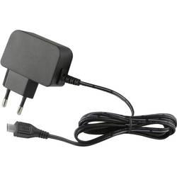 USB nabíjačka HN Power HNP06-MINIUSBL6, 1500 mA, čierna