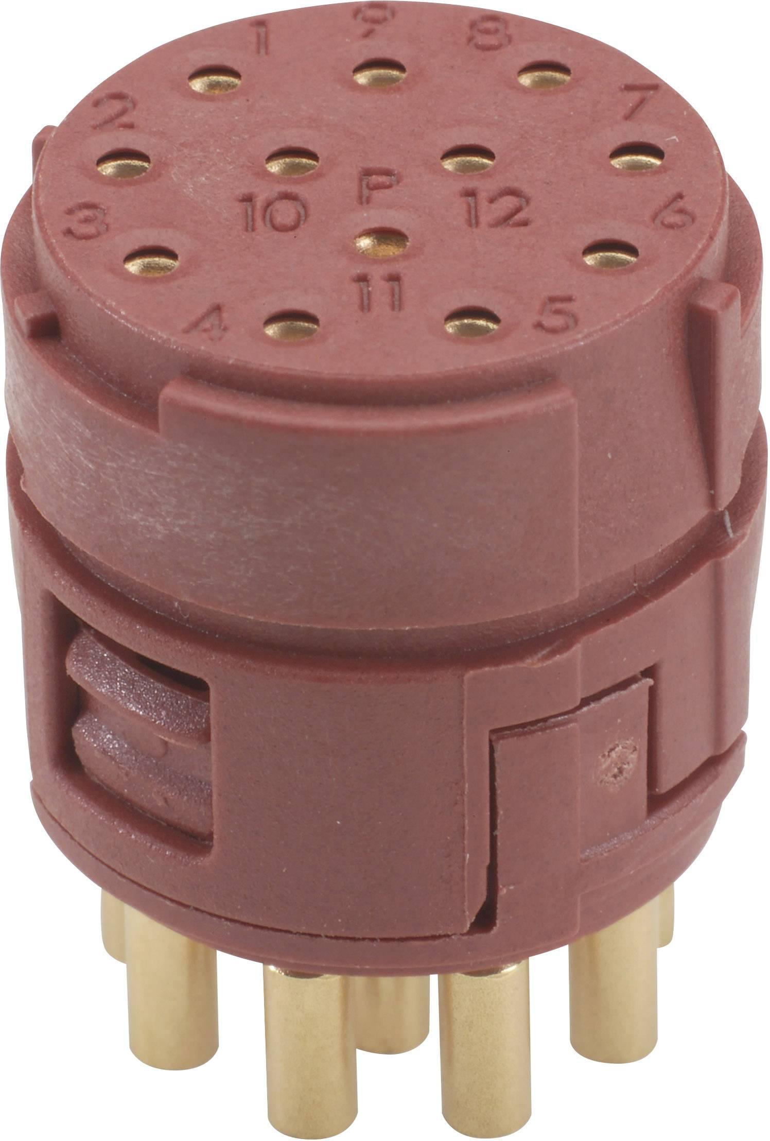 Sada EPIC® konektor M23 D6 kabelová zásuvka LAPP 75009710, 1 sada