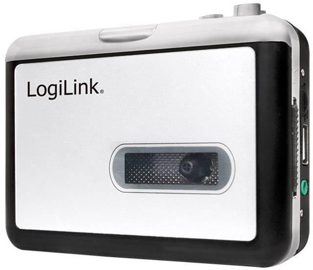 Kazetový enkodér LogiLink UA0281, vč. sluchátek