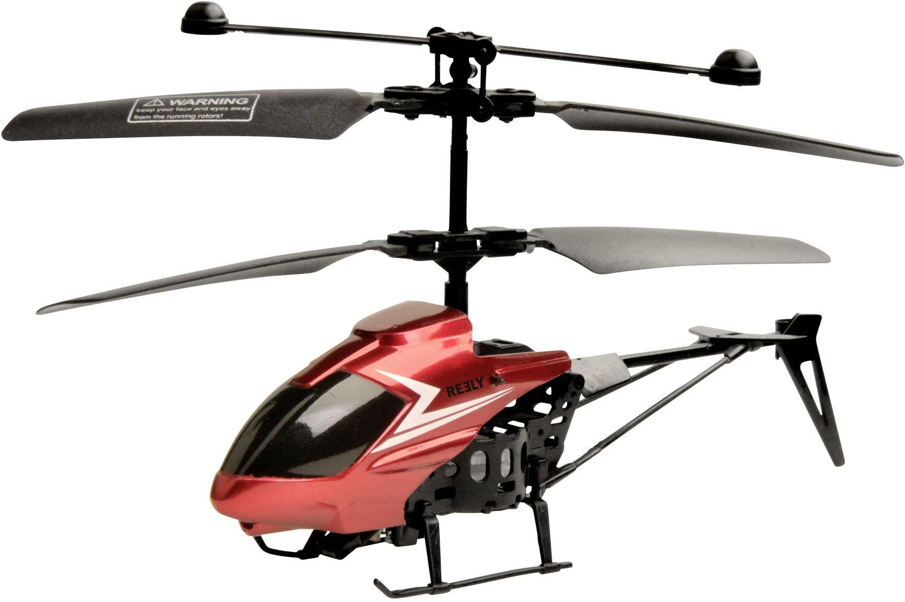 RC vrtuľník Reely 2 kanaler, RtF