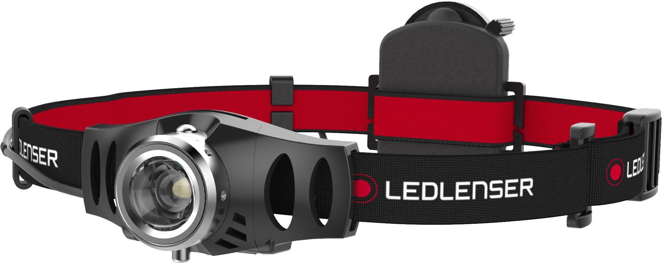 LED Ledlenser H3.2 500768, čierna