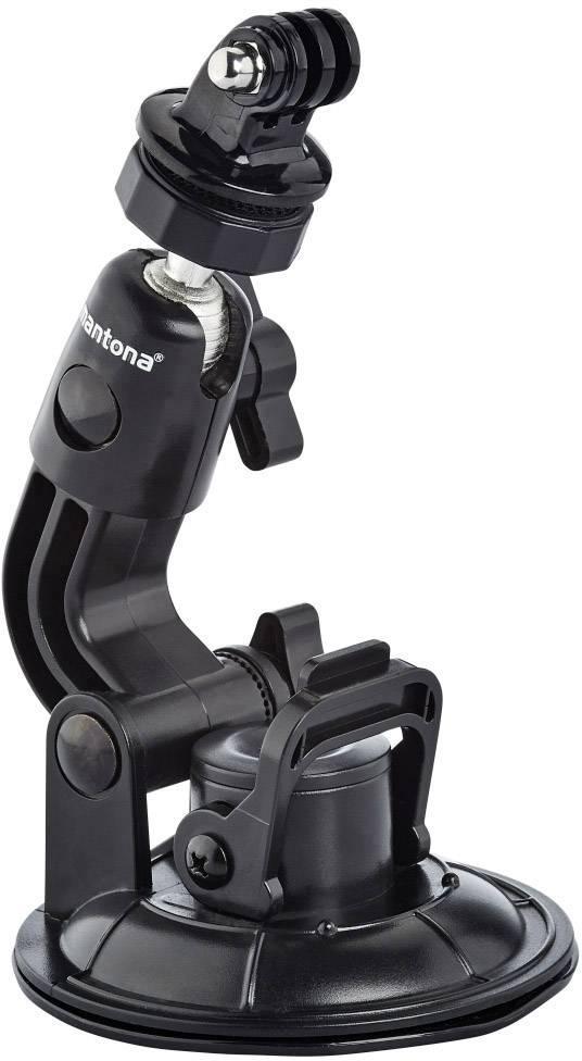 Přísavkový držák Mantona 21281 vhodné pro=GoPro, Sony Actioncams, různé akční kamery