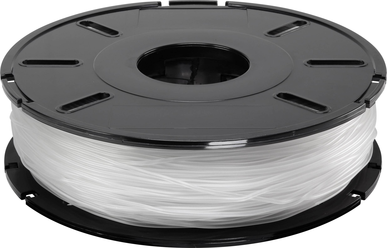 Vlákno pre 3Dtlačiarne, Renkforce 01.04.07.5201, 2.85 mm, 500 g, priehľadná