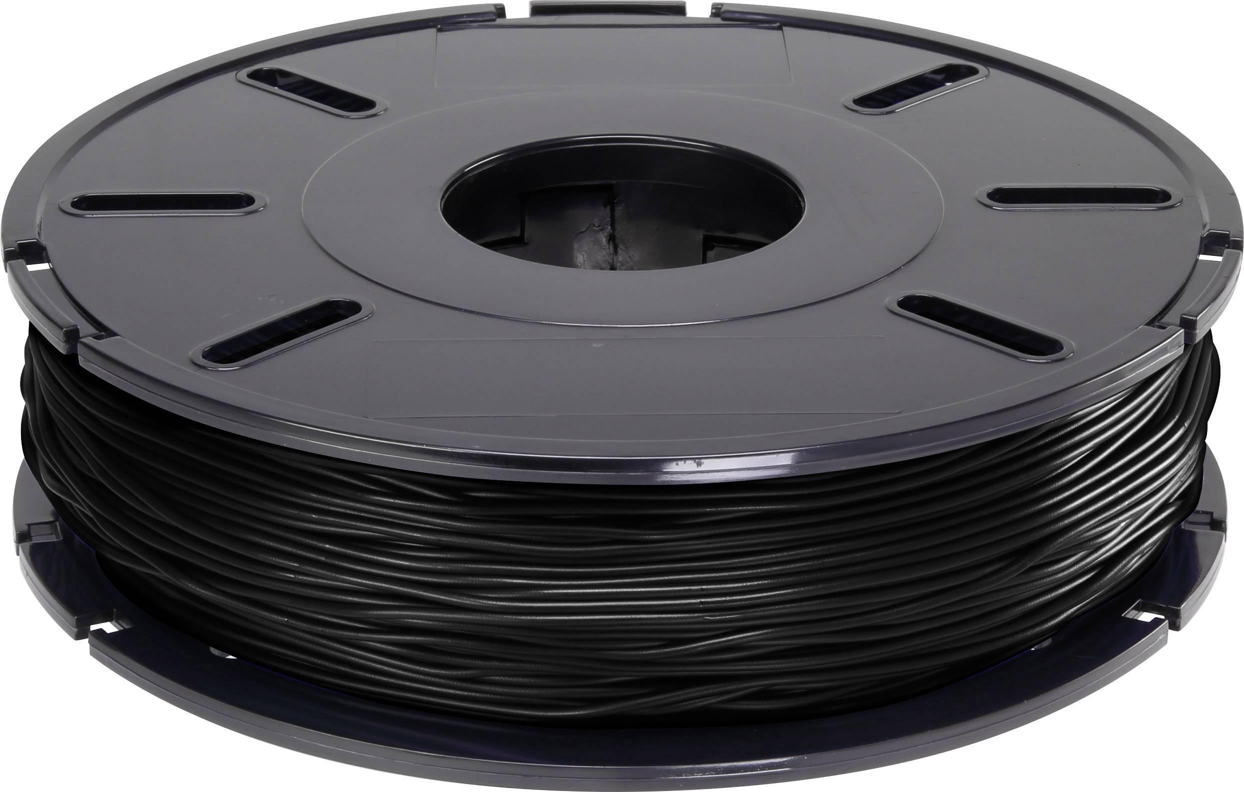 Vlákno pro 3D tiskárny Renkforce 01.04.13.5203, elastické , 2.85 mm, 500 g, černá