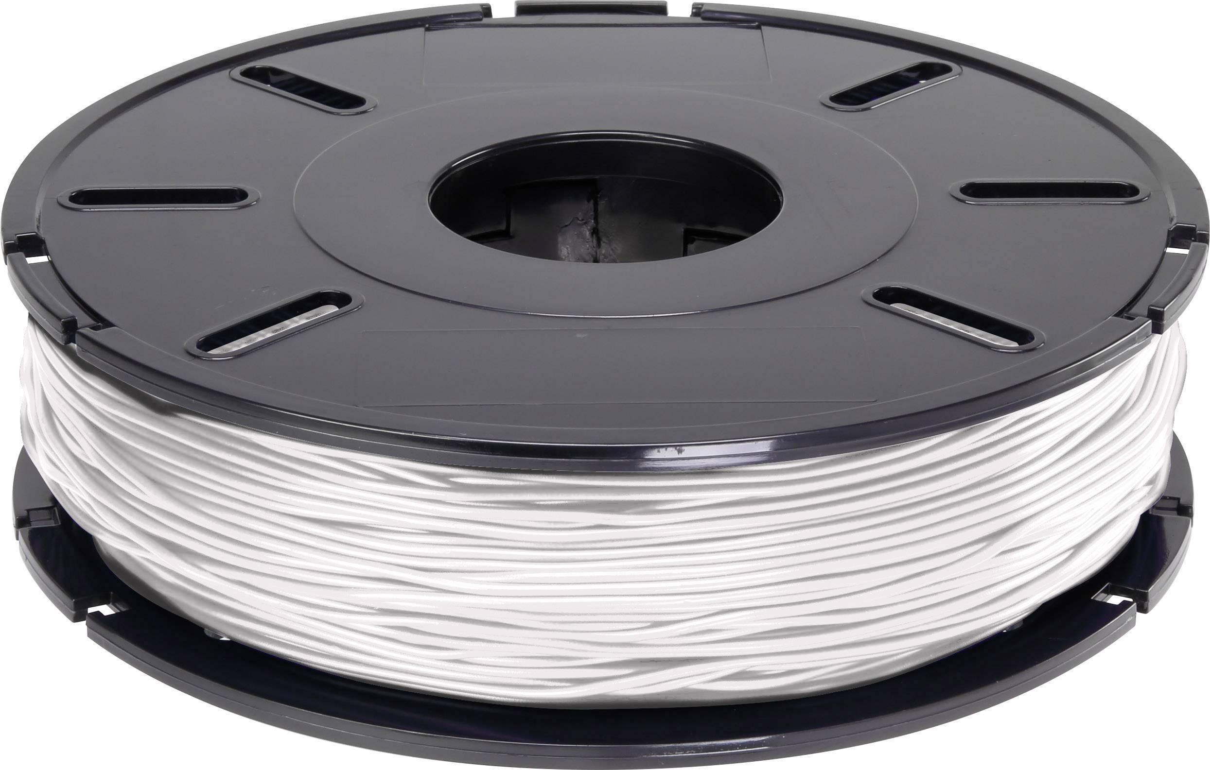 Vlákno pro 3D tiskárny Renkforce 01.04.13.5202, elastické , 2.85 mm, 500 g, bílá