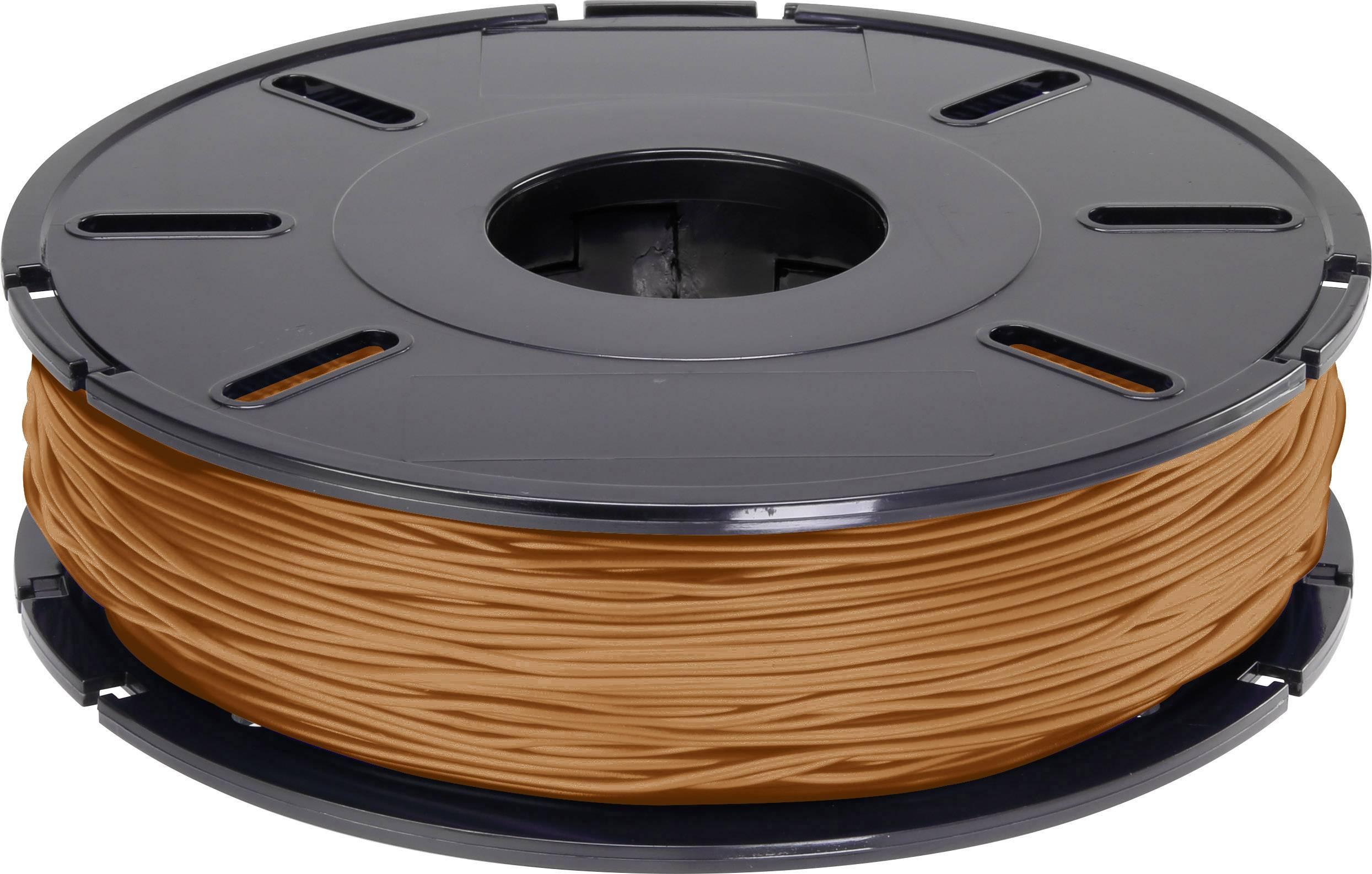 Vlákno pro 3D tiskárny Renkforce 01.04.15.5202, kompozit PLA, 2.85 mm, 500 g, bronzová