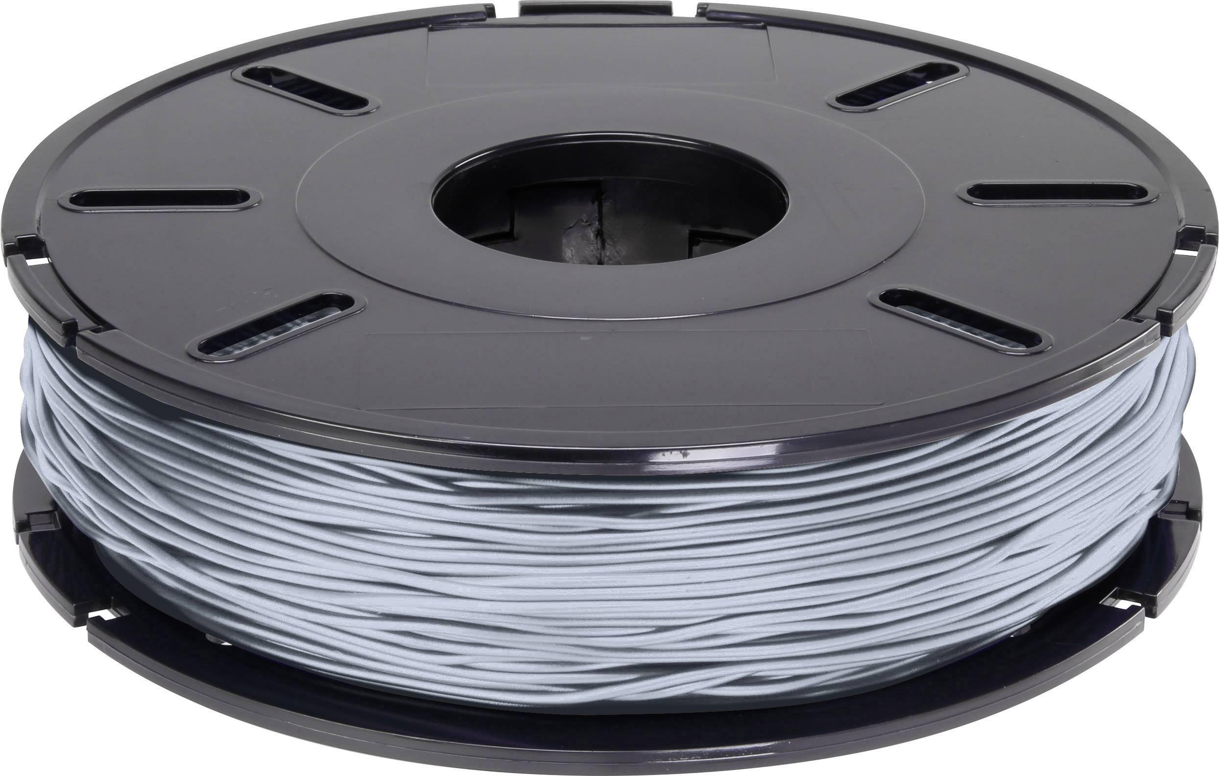 Vlákno pro 3D tiskárny Renkforce 01.04.15.5203, kompozit PLA, 2.85 mm, 500 g, hliník