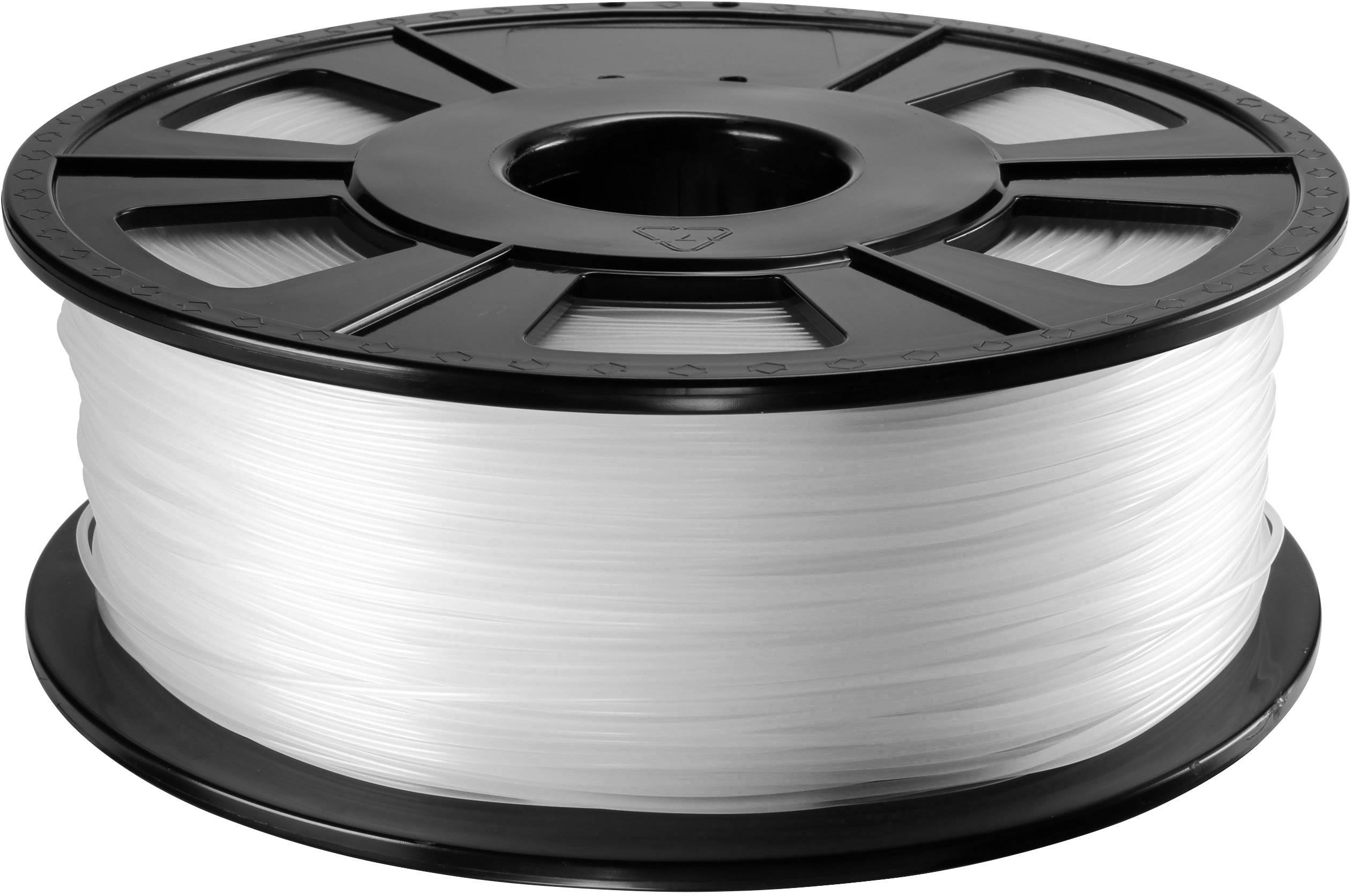 Vlákno pro 3D tiskárny Renkforce 01.04.12.1202, ABS plast, 2.85 mm, 1 kg, bílá