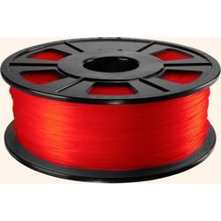 Vlákno pre 3D tlačiarne, Renkforce 01.04.01.1104, PLA plast , 1.75 mm, 1 kg, červená