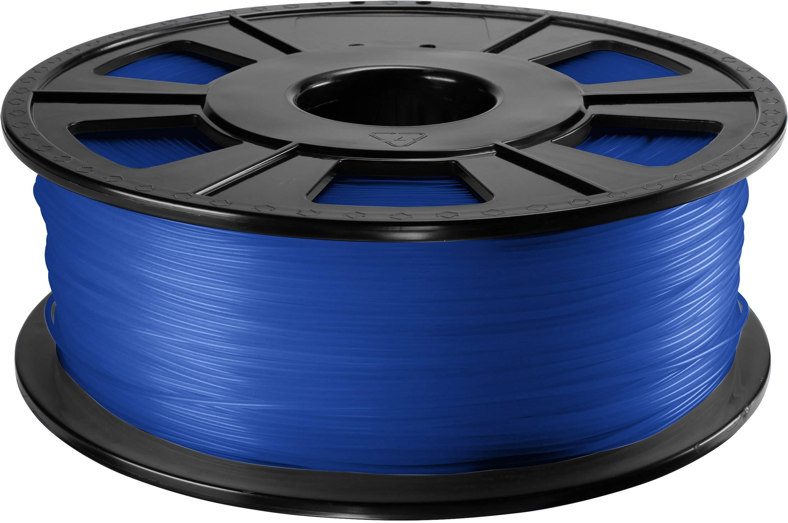 Vlákno pro 3D tiskárny Renkforce 01.04.18.1208, PETG plast, 2.85 mm, 1 kg, modrá