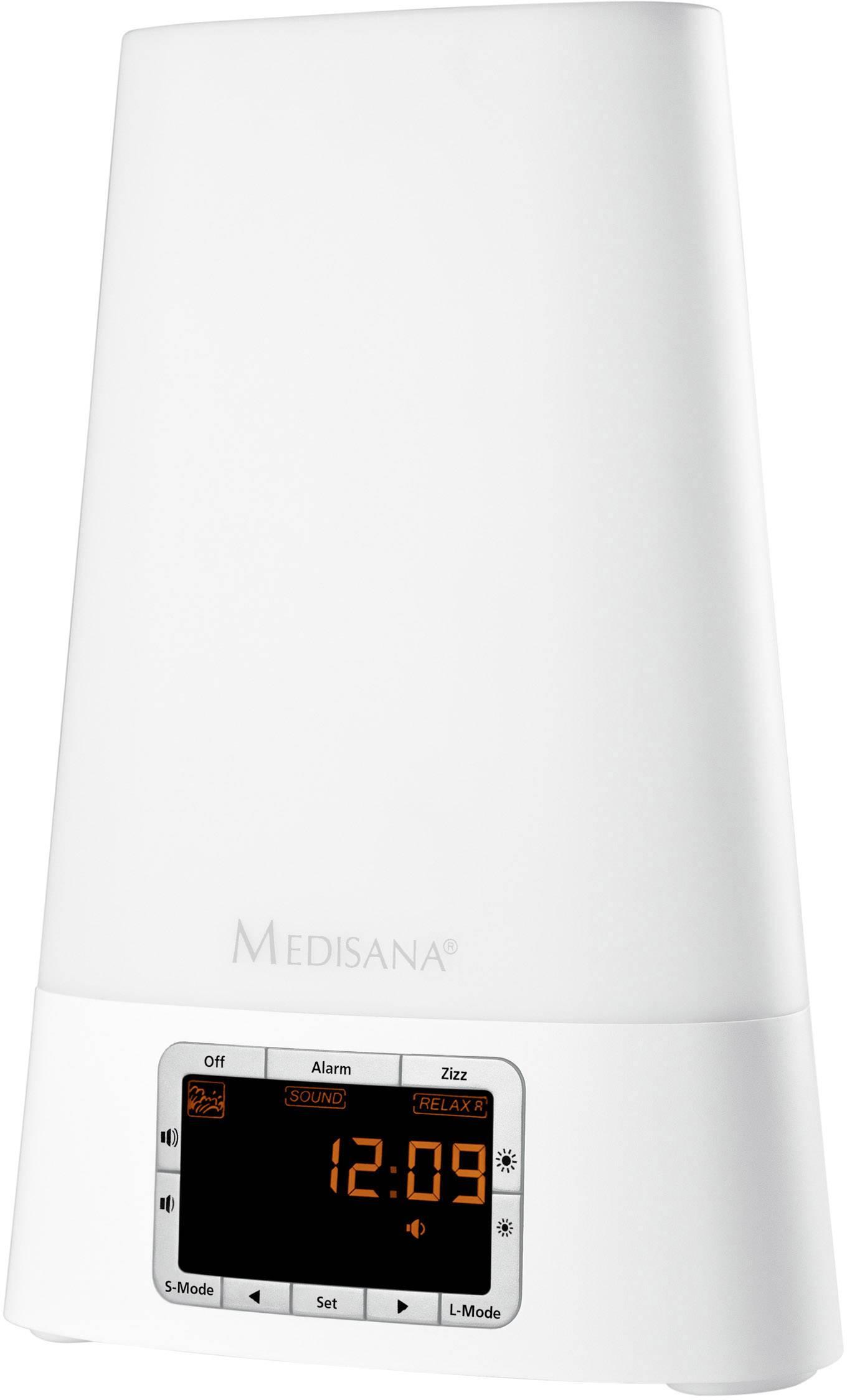 Budiace svetlo Medisana WL460, 12 W, biela
