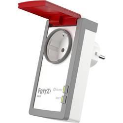 Chytrá bezdrátová spínací a měřicí zásuvka ovládaná smartphonem AVM FRITZ!DECT 210, 20002723, venkovní