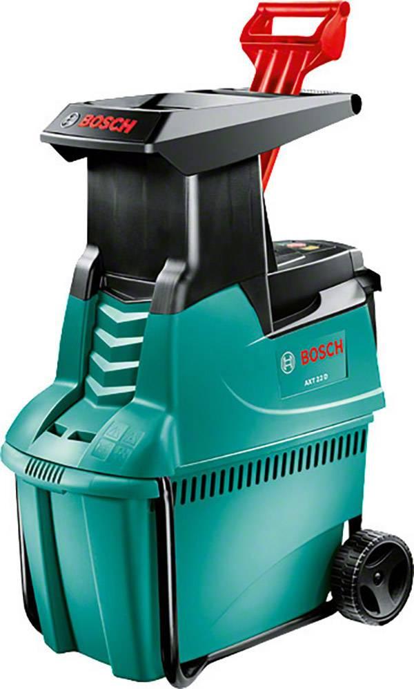 Elektrická nožový zahradní drtič AXT 22 D Bosch Home and Garden 2200 W 0600803000