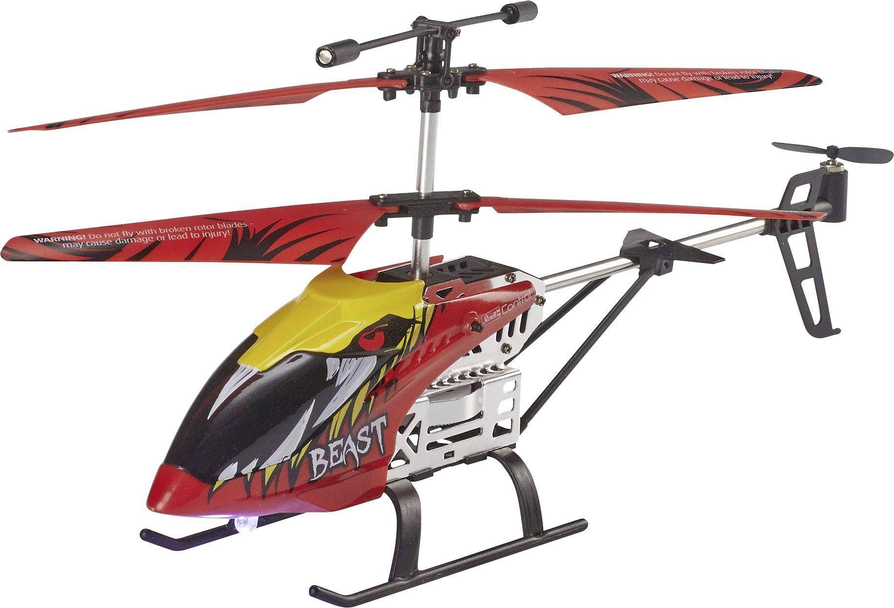 RC vrtuľník Revell Control Beast, RtF