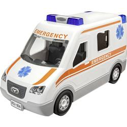 Model auta, stavebnice Revell Ambulans 00806, 1:20