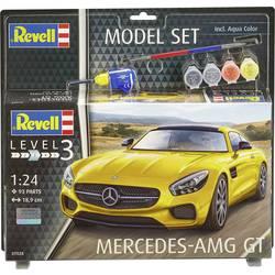 Model auta, stavebnica Revell Mercedes-AMG GT 67028, 1:24