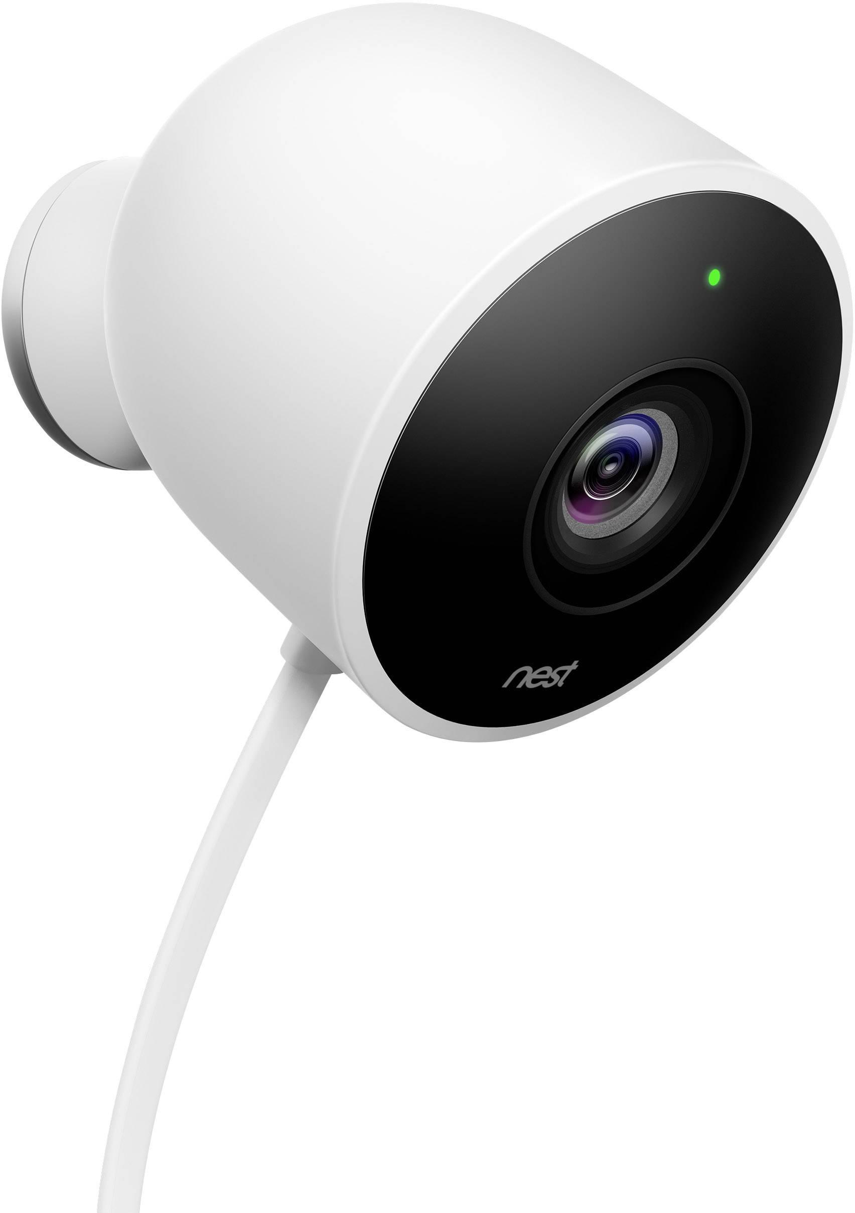 Bezpečnostná kamera vonkajšia Google Nest Cam Outdoor