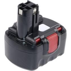 Náhradní akumulátor pro elektrické nářadí, XCell 119567, 12 V, 3000 mAh, Ni-MH