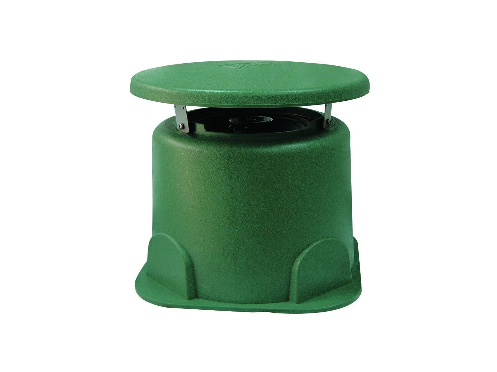 Vonkajšie reproduktory Omnitronic 80710849 GSG-30, IP44, zelená, 1 ks
