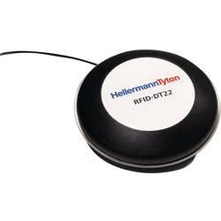 RFID čtečka HellermannTyton 556-00702 RFID-DT22-HF ABS BK