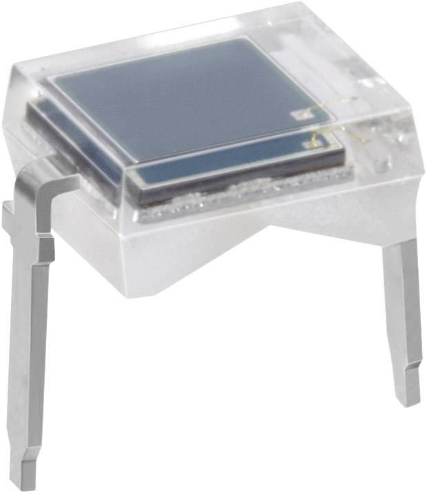 Fotodióda OSRAM BPW 34, 400 nm - 1100 nm, 1.3 V, číra, nezafarbená
