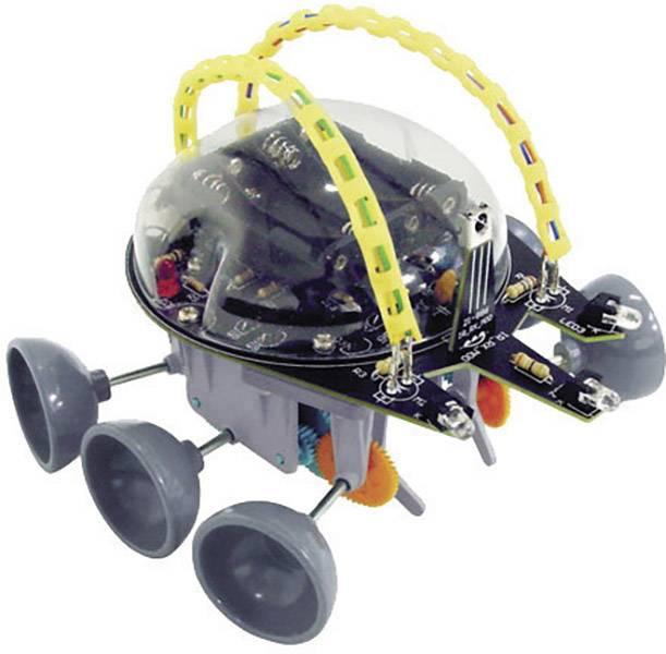 Stavebnica robota Sol Expert Escape Robot-set