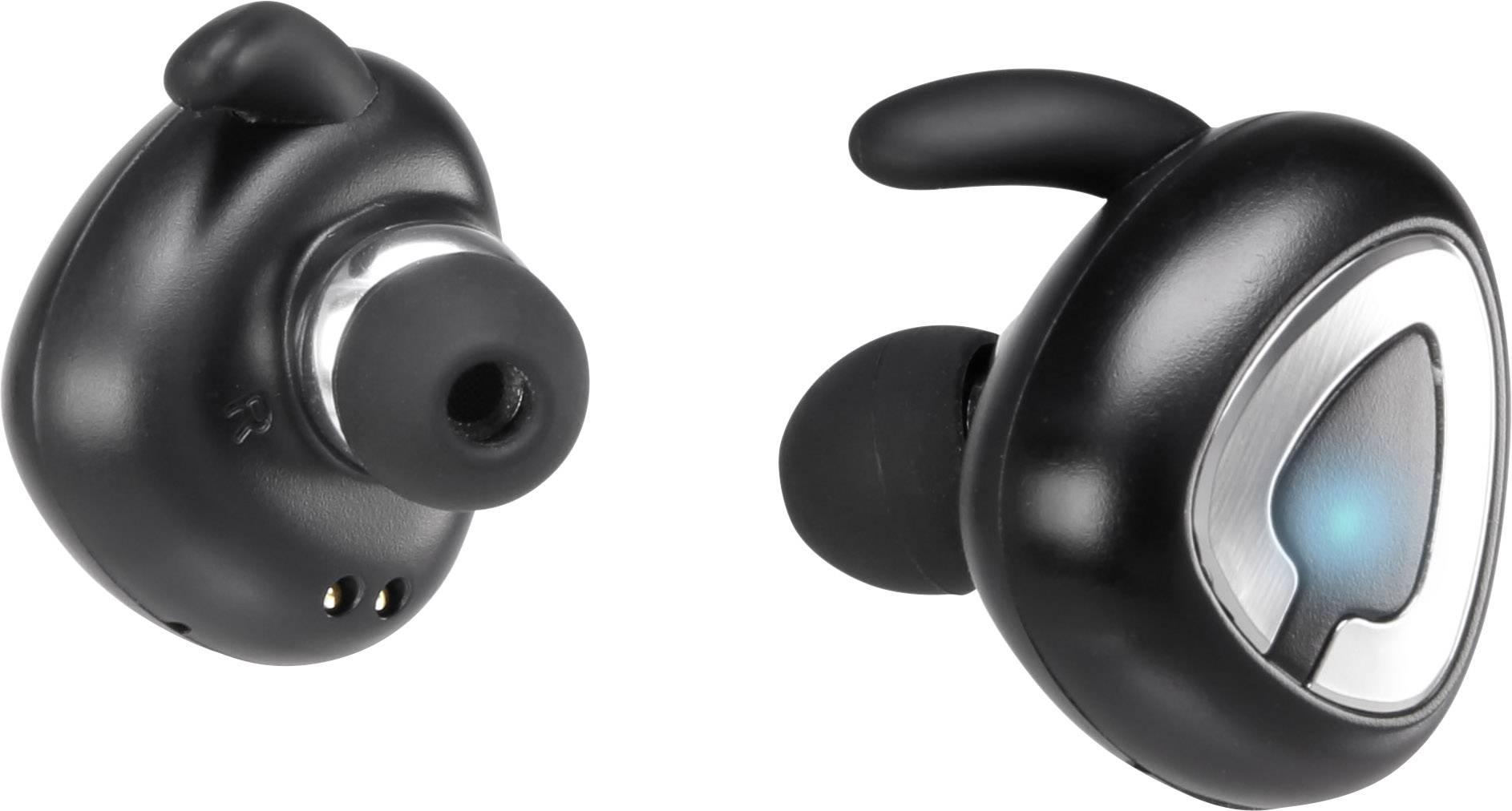 Bluetooth slúchadlá Renkforce SPE18 RF-4591248, čierna