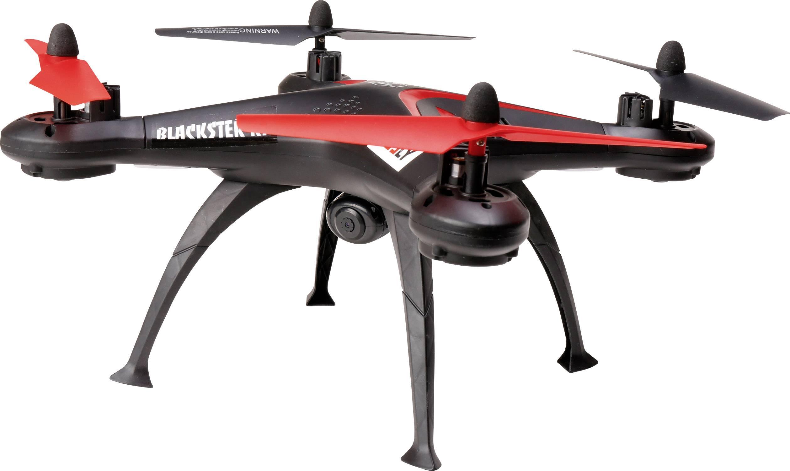 Dron Reely Blackster R7 2.0 FPV WiFi, RtF, s kamerou