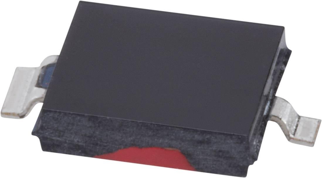 Fotodióda OSRAM BPW 34 FS, 780 nm - 1100 nm, 1.3 V, difúzna, zafarbená