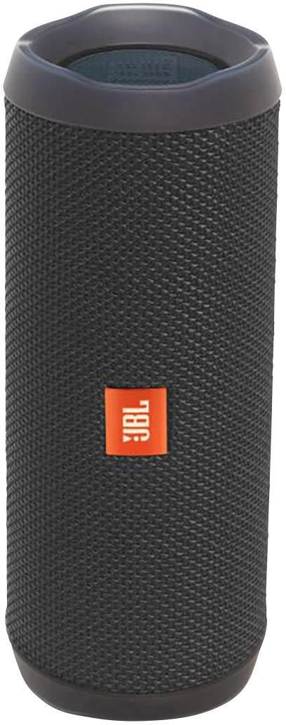 Vodotesný Bluetooth® reproduktor JBL Flip 4, čierna, IPX7
