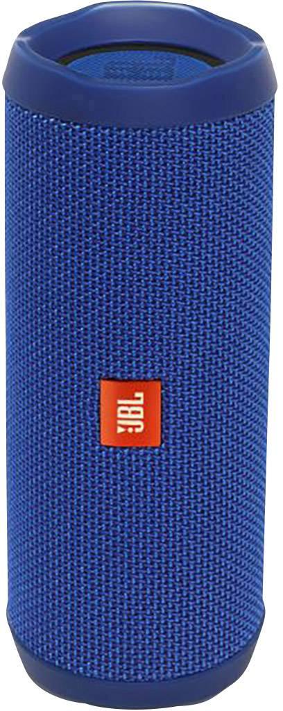 Vodotesný Bluetooth® reproduktor JBL Flip 4, modrá, IPX7