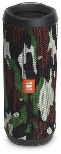 Vodotesný Bluetooth® reproduktor JBL Flip 4, maskáčová, IPX7