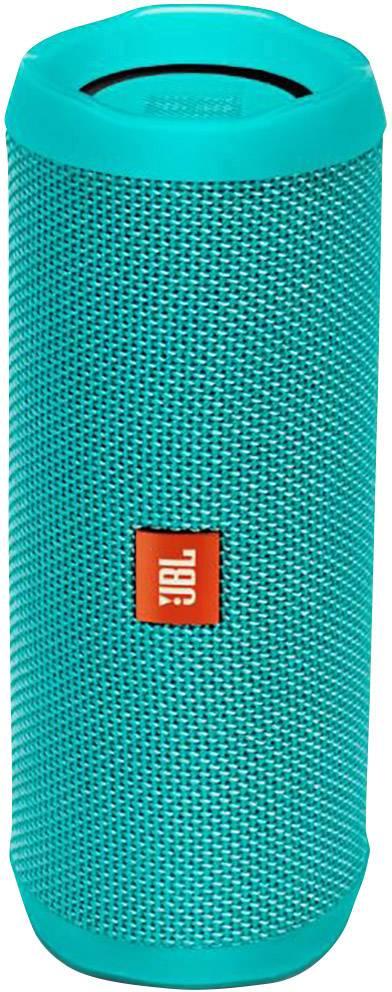 Vodotěsný Bluetooth® reproduktor JBL Flip 4, tyrkysová, IPX7