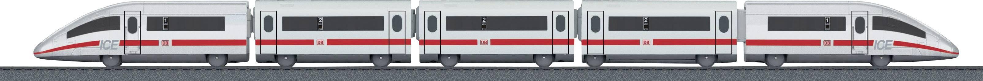 H0 motorový vůz, model Märklin 29330
