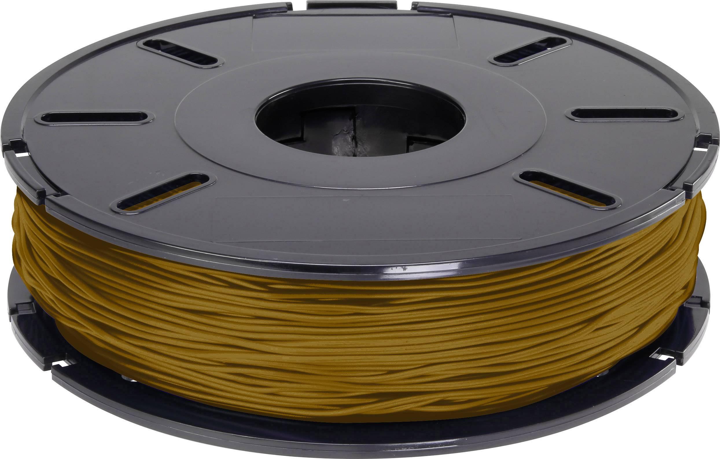 Vlákno pro 3D tiskárny Renkforce 01.04.10.5202, kompozit PLA, 2.85 mm, 500 g, dřevo