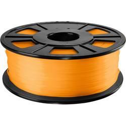 Vlákno pro 3D tiskárny Renkforce 01.04.12.1211, ABS plast, 2.85 mm, 1 kg, oranžová