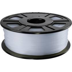 Vlákno pro 3D tiskárny Renkforce 01.04.12.1217, ABS plast, 2.85 mm, 1 kg, stříbrná