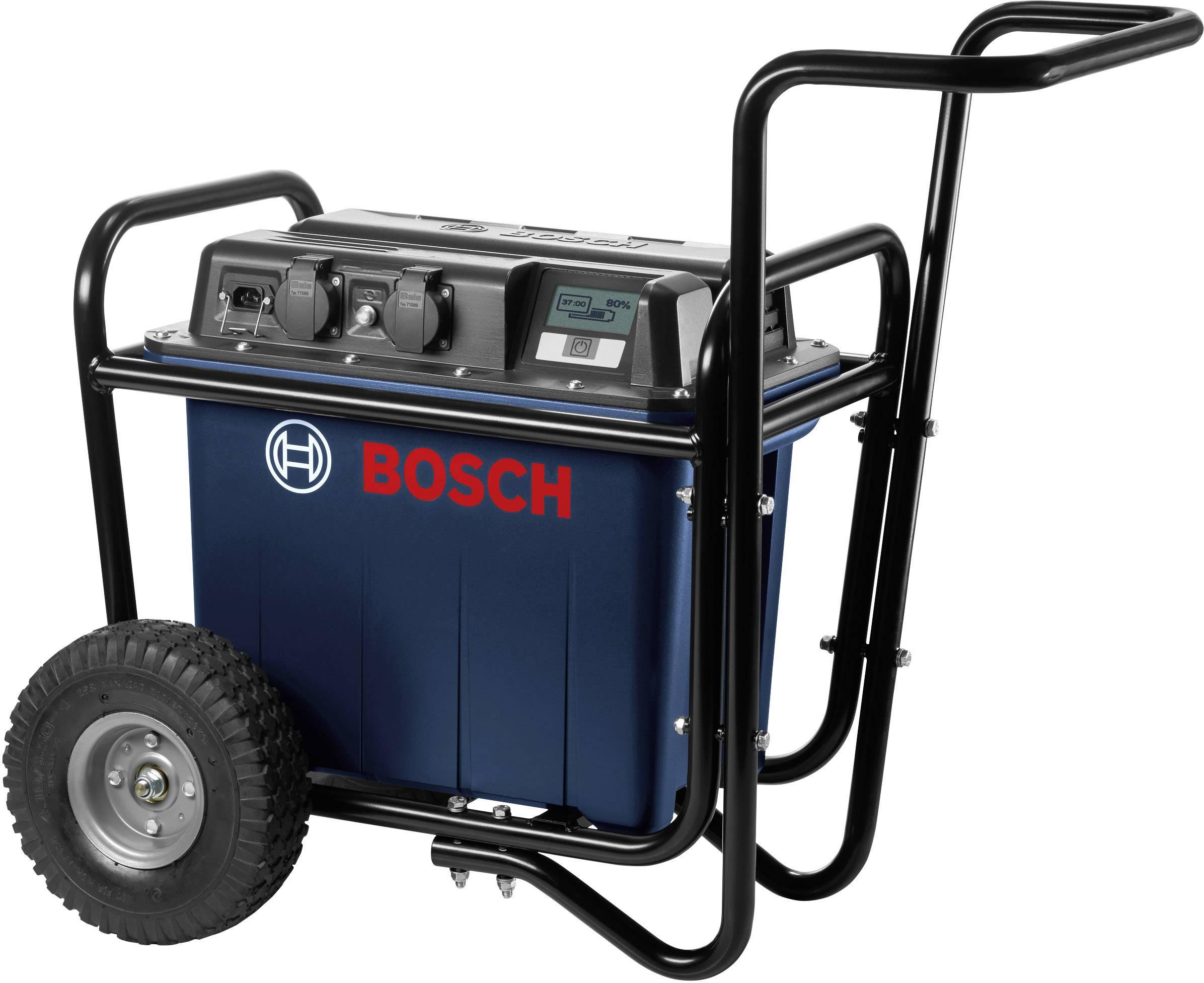 Bosch Professional generátor napětí s kolečky F016800464