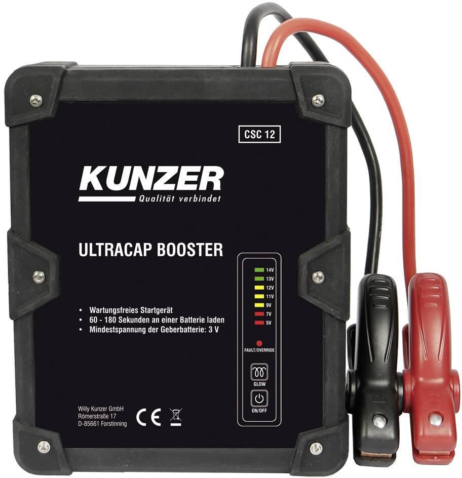 Systém pro rychlé startování auta Kunzer CSC 12