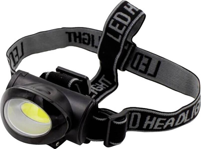 COB LED pracovní čelovka Kunzer 7SLA01 COB/LED, na baterii
