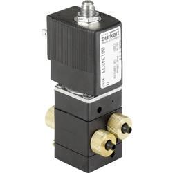 4/2-cestné servem řízený ventil Bürkert 134637 Materiál pouzdra polyamid Těsnicí materiál NBR