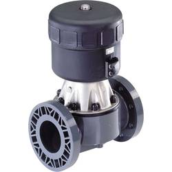 2/2-cestný pneumaticky řízený ventil Bürkert 147850 Materiál pouzdra PVC-U Těsnicí materiál EPDM