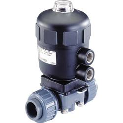 2/2-cestný pneumaticky řízený ventil Bürkert 141540, 63 mm Materiál pouzdra PVDF Těsnicí materiál PTFE, EPDM