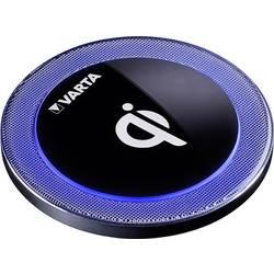 Bezdrôtová indukčná nabíjačka Varta 57911101111, Qi štandard, čierna