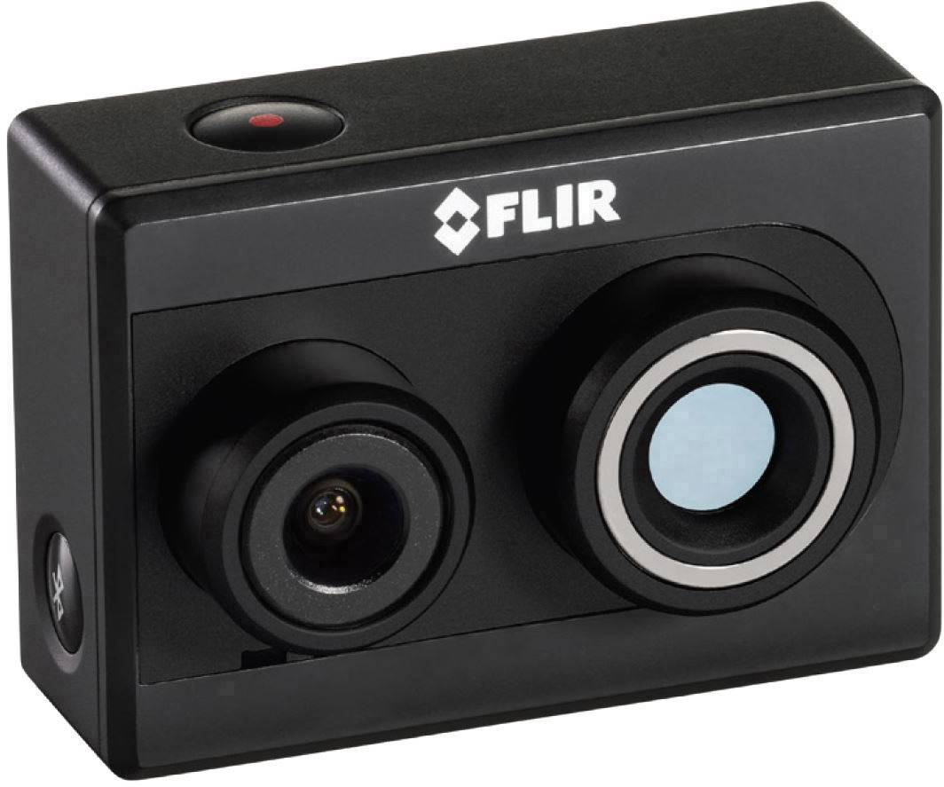 Termálna kamera FLIR DUO-R 436-0100-02-00S, 160 x 120 pix