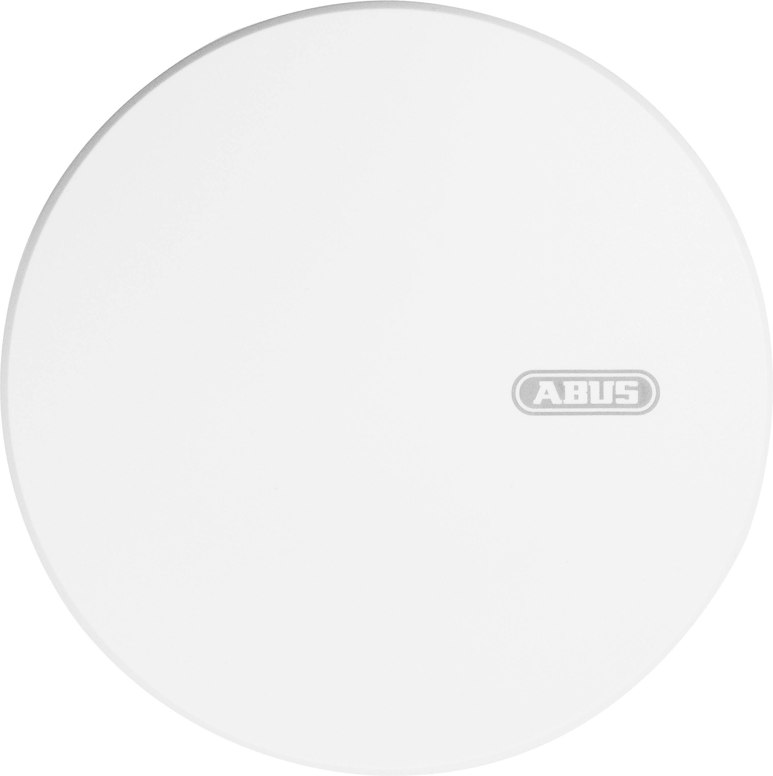 Detektor dymu a vysokých teplôt ABUS RWM250, vr. magnetického upevnenia,na batérie