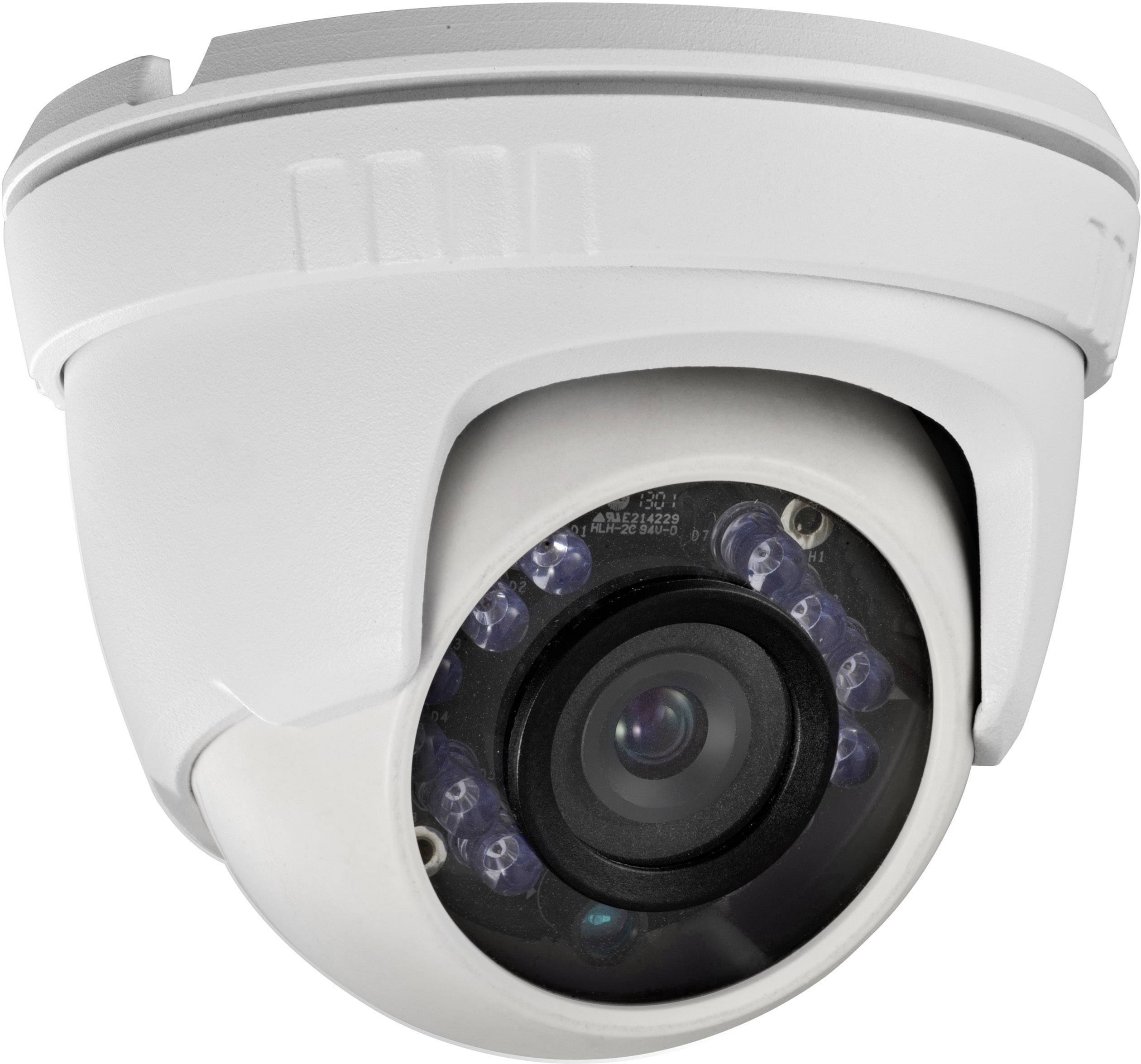 Bezpečnostná kamera HiWatch DS-T203, 3,6 mm