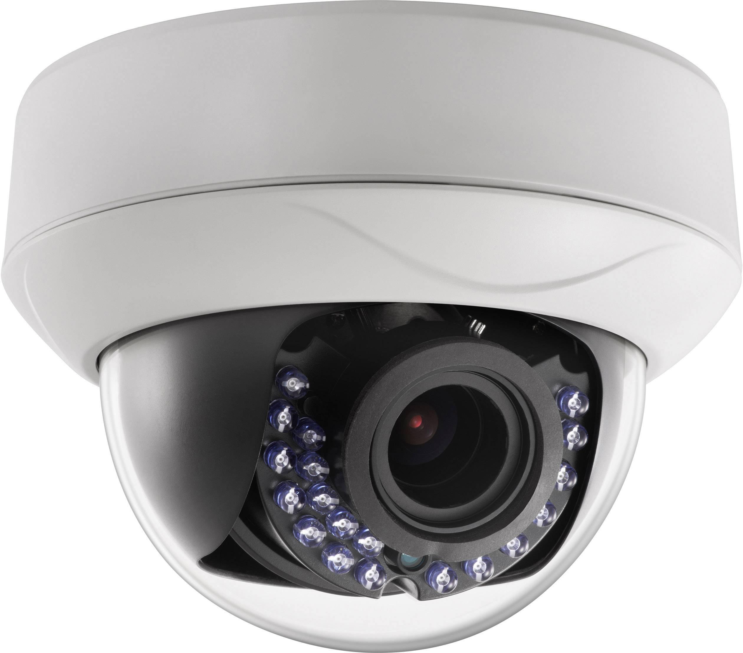 Bezpečnostní kamera HiWatch DS-T227, 2,8 - 12 mm