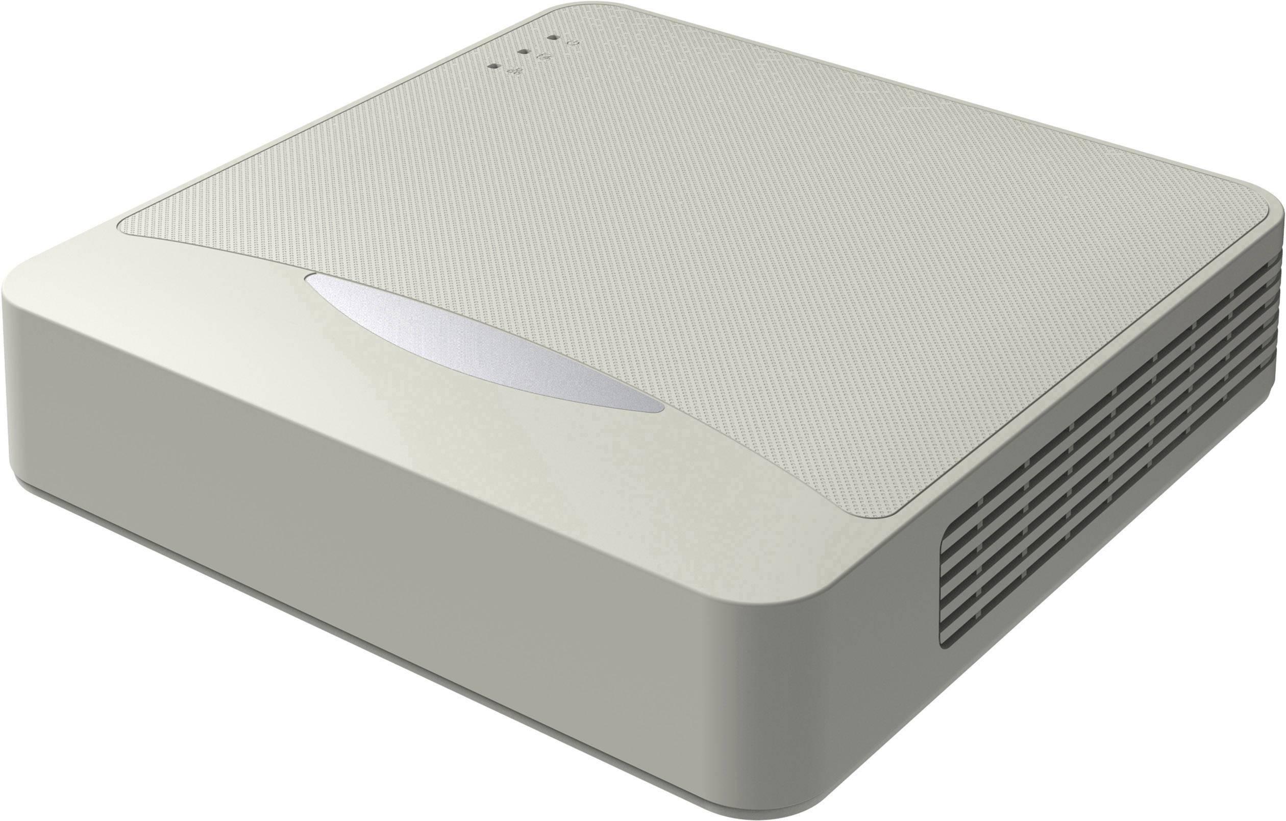 Digitálny videorekordér pre bezpečnostné kamery HiWatch DS-H104Q, 4-kanálová